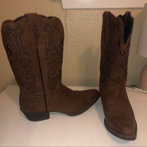 Women Cowboy Boots 5.5